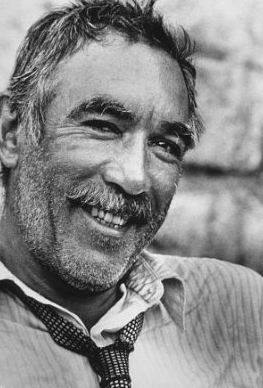 ANTHONY QUINN, A MAN YOU CAN MATCH SMILE FOR SMILE. THE HOKEY POKEY MAN AND AN INSANE HAWKER OF FISH BY CONNIE DURAND. AVAILABLE ON AMAZON KINDLE.
