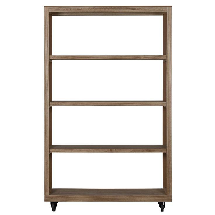 Maak je interieur af met deze houten kast Idro met wieltjes. Afmeting: 170x100x30 cm (hxbxd). #Kwantum_woonahaves_kast1 #woonahaves #kwantum #kwantum_nederland #daarwoonjebetervan