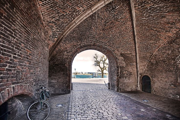 Gate Kampen The Netherlands