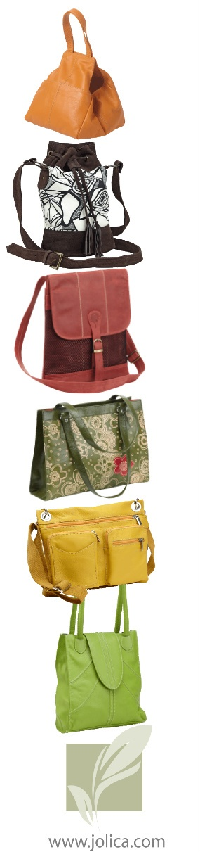 Hot new purses at www.jolica.com!