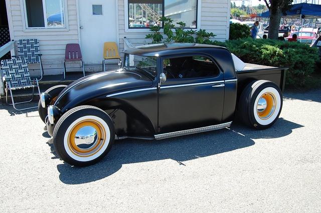 Wicked VW Bug Custom