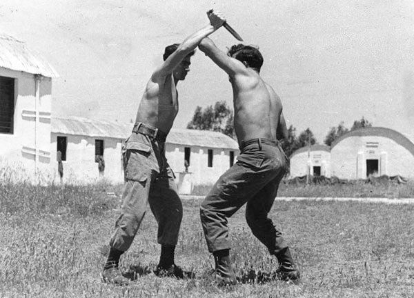 Krav Maga -- a self-defense primer on the martial art of the Israeli Defense Forces. Learn about Imi Lichtenfeld, the founder of the system.