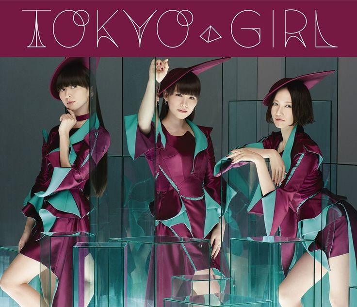 Perfumeが新曲「TOKYO GIRL」のジャケ写を解禁 自身のラジオ番組で初フルオンエアも決定 - 音楽ニュース