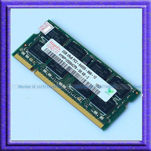 Hynix 2GB PC2-6400S DDR2-800 800Mhz 200pin DDR2 2gb Laptop Memory 2G pc2 6400 800 MHZ