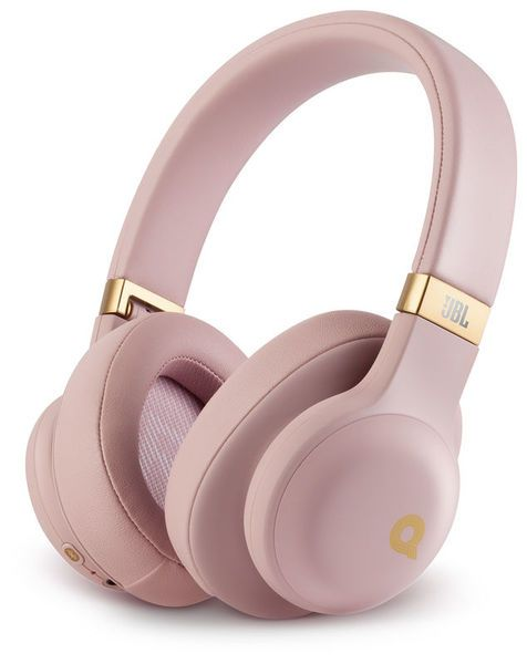 Headphones JBL by Harman E55 BT Quincy Edition Pink #pink #headphones #style #fashion #nude #lifestyle #lifestyleblogger #beautiful #rose #music #trend #instamusic #fashionbloggers #rose #gold