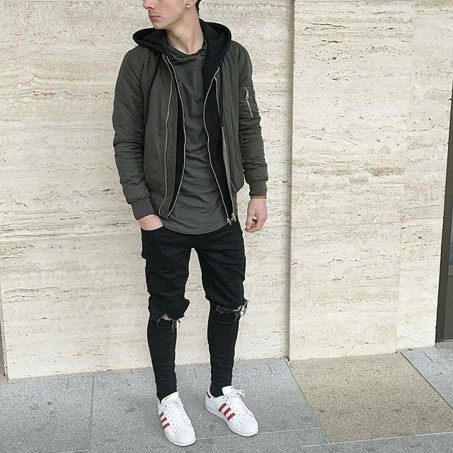 Jacket Ripped WhiteShoes jetzt neu! ->. . . . . der Blog für den Gentleman.viele interessante Beiträge - www.thegentlemanclub.de/blog