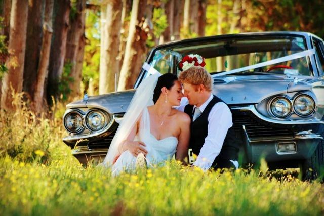 beautiful wedding photo nz