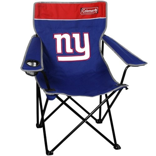 folding chairs new york. nfl new york giants coleman folding chair with carrying case by licensed products, http: chairs