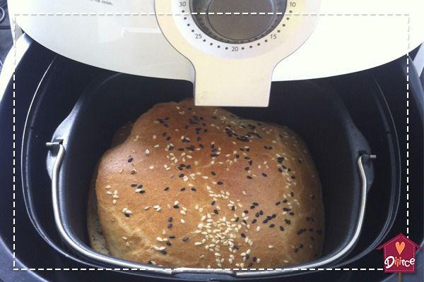 Receita de pão na airfryer dá certo!  Há algum tempo, minha amiga Lelê, do blog amado Eu, ele e as crianças, contou que fez uma receita bem fácil de pão. Na verdade a receita veio de u…