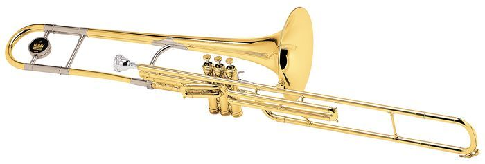 Not a euphonium, but I've been thinking about getting a valve trombone for jazz, and my trombonist friend recommended this here King 2166 3B Valve Trombone.