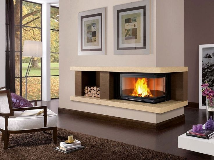 find this pin and more on interiores con chimeneas