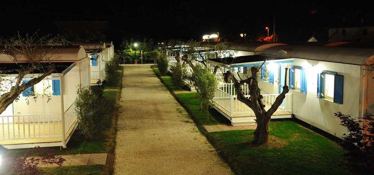 Il villaggio Olimpo del camping Don Antonio, Giulianova. Villaggio sul mare d'Abruzzo. www.campingdonantonio.it