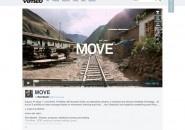 Vimeo anuncia redesign: Site mais clean com um player maior centralizado