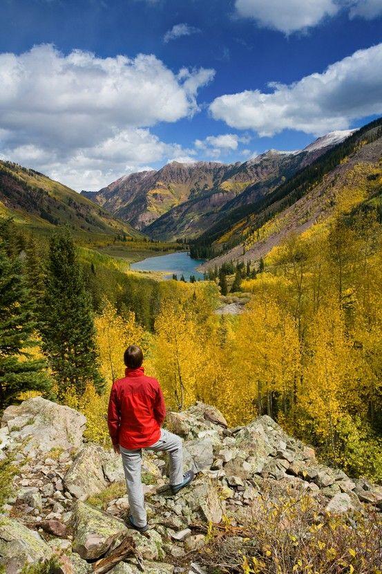 Colorado has BEAUTIFUL hiking
