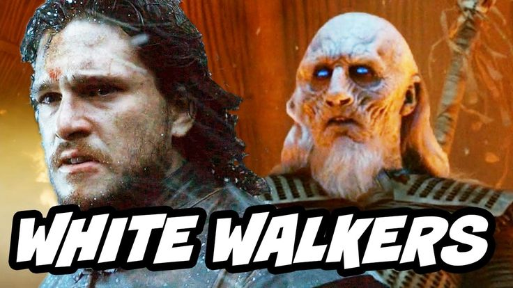 Game Of Thrones Season 7 - Jon Snow Is Related To White Walkers and Nigh...