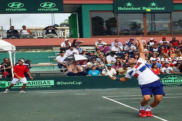 Hyundai patrocinó torneo de Tenis Copa Davis en RD