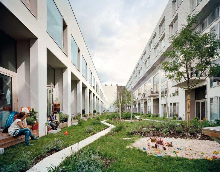 Residential Development in Berlin | DETAIL inspiration