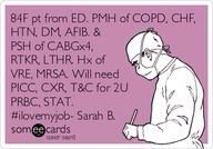 You know you're a nurse if you can read this!