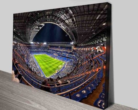 Real-Madrid-Santiago-Bernabeu-Stadium-Football  https://www.bluehorizonprints.com.au/canvas-art/city-landscapes/