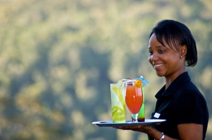 Hoggie staff are always there to make you feel at home.... have a drink on our Deck?