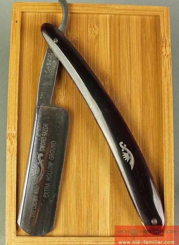 ERN 1166  Rasiermesser ,straight razor, coupe choux,