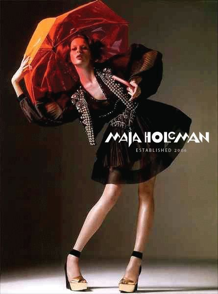 Maja Holcman - Branding