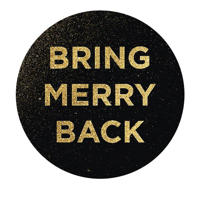 Bring Merry Back