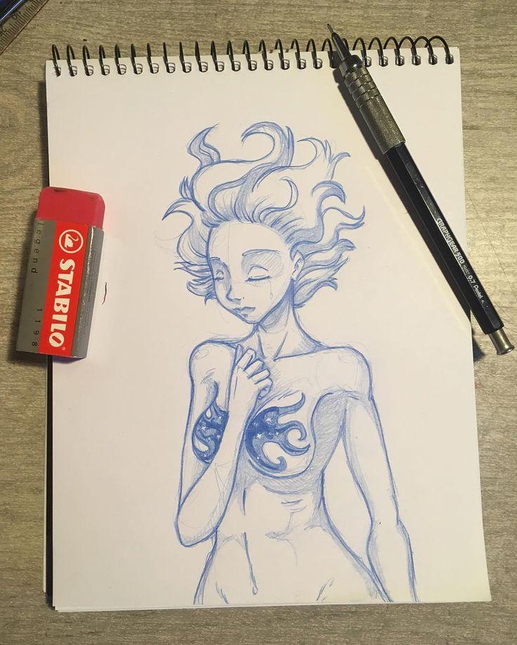Vacio #art #artist #arte #drawing #dibujo #dibujochileno #ilustracion #freelance #sketch #croquis #boceto #intsadraw #grafitoazul #grafito
