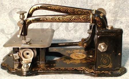 The Royal Sewing Machine (Wheeler & Wilson copy) circa 1880