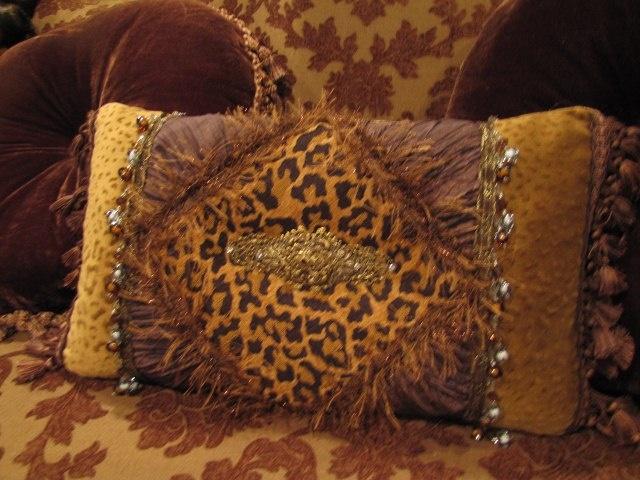 Custom Pillow Infusion Interior Design Lakewood, WA
