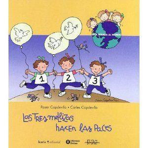 Las tres Mellizas , Hacen las pases (Roser Capdevila - Carles Capdevila ) [2B]