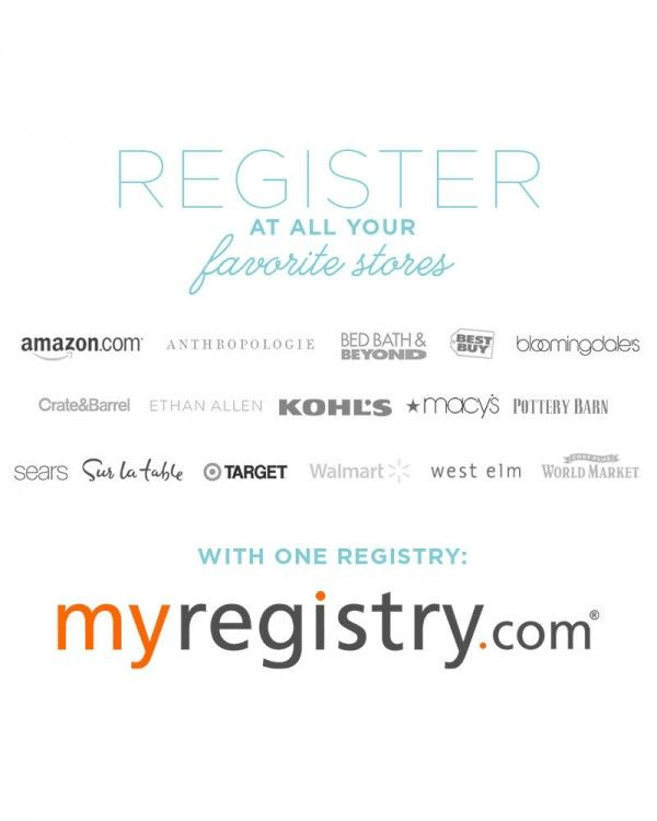 Best 25 my registry ideas on pinterest baby registry items my registry a truly universal wedding registry junglespirit Image collections