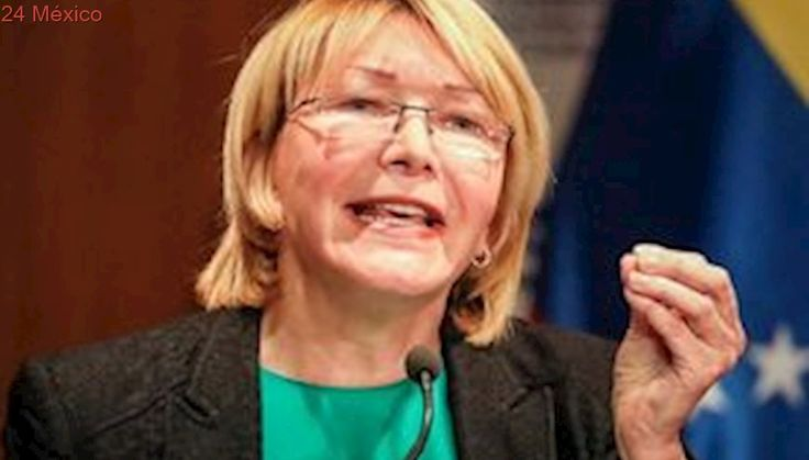 Ex fiscal venezolana Ortega se va de Colombia a Brasil