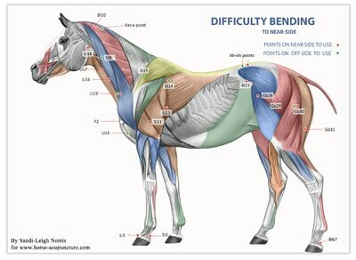 Difficulty bending