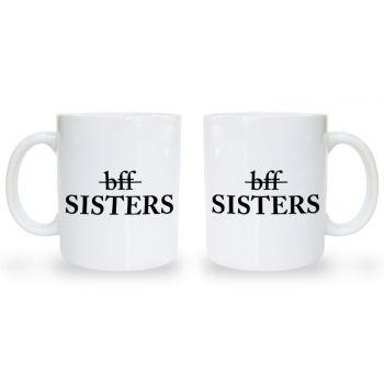 Kubki dla przyjaciółek BFF Sisters
