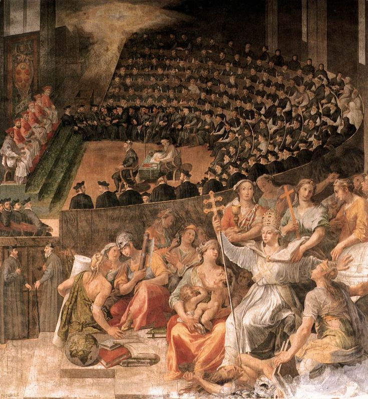 Today marks the 450th anniversary of the end of the Council of Trent, which not only stood athwart the currents of the Protestant Reformation but even turned the tide of European history by launching the Catholic Counter-Reformation. The achievements of the Counter-Reformation are breathtaking: It gave rise to great religious orders like the Discalced Carmelites, …