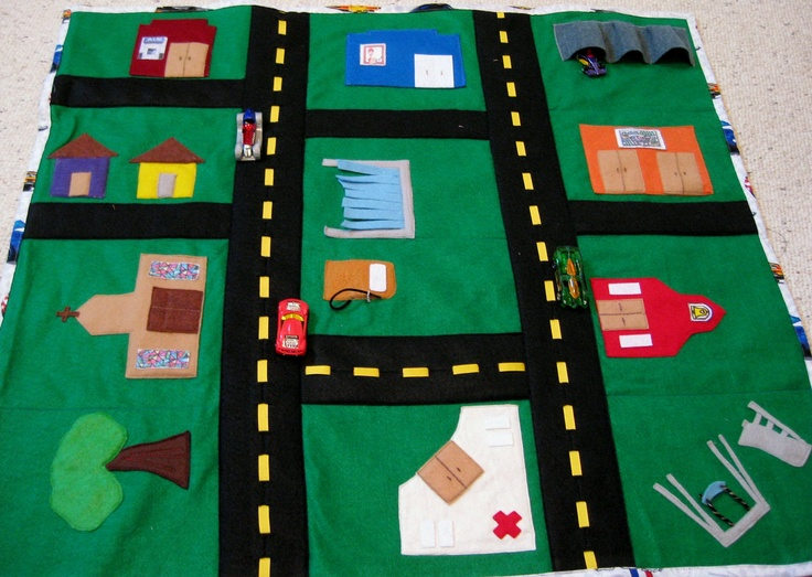 17 Best Images About Car Play Mats On Pinterest Toys