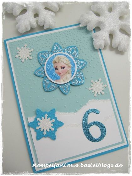 Stampin Up_Frozen_Eiskoenigin_Einladung_Kinder_Geburtstag_Stempelfantasie