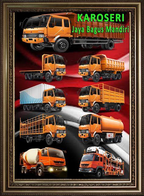 Truck Car Carrier >> Karoseri Mobil dan Truck