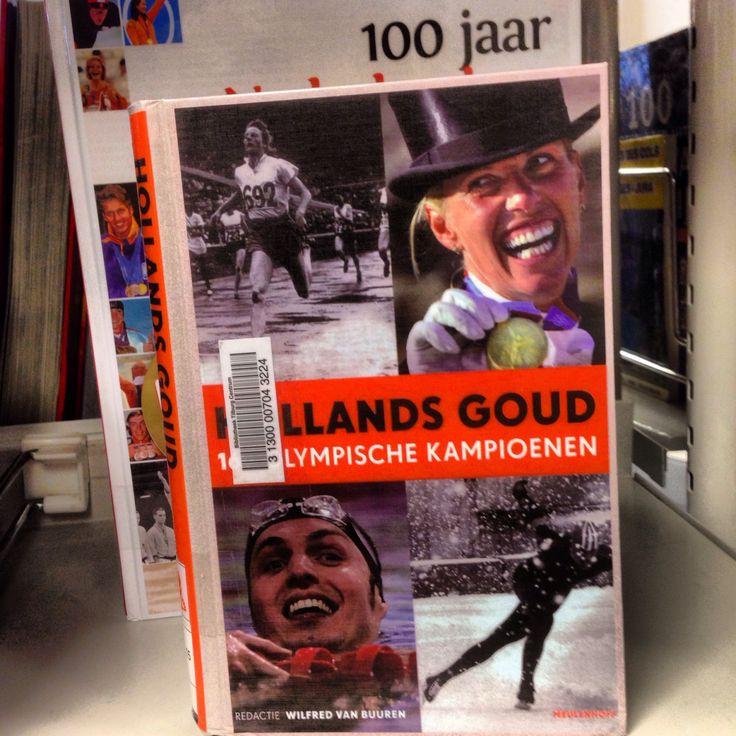 Goud op de Olympische spelen, en aan alle zuurpruimen: doe het zelf beter!