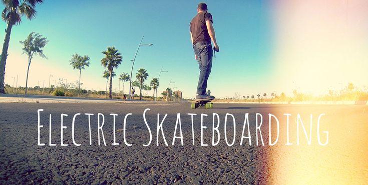 Electric Skateboard: Probando un patín eléctrico para Xataka