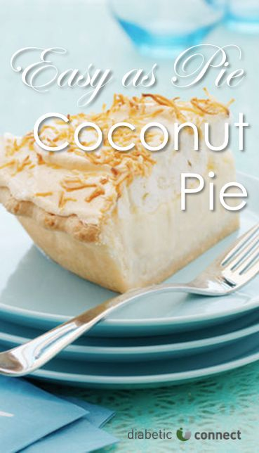 With only 6 ingredients and a few simple steps, this easy-breezy recipe delivers a delicious low-carb, coconut pie without all the fuss.