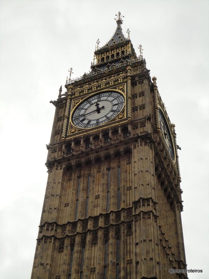 Londres – Madame Tussauds, London Eye, Palácio de Buckingham e Hyde Park