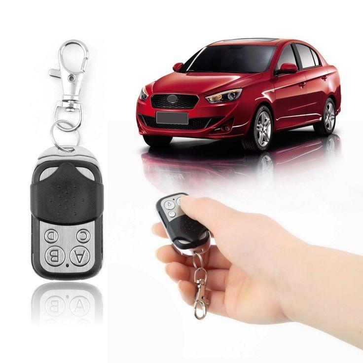 2.19$  Buy here - Remote Control Gate Garage Electric Cloning Door Remote Control Fob 433mhz Key Fob Universal   #buyonlinewebsite