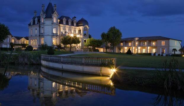 hotel Hôtel Château & Spa Grand Barrail Saint Emilion (33)