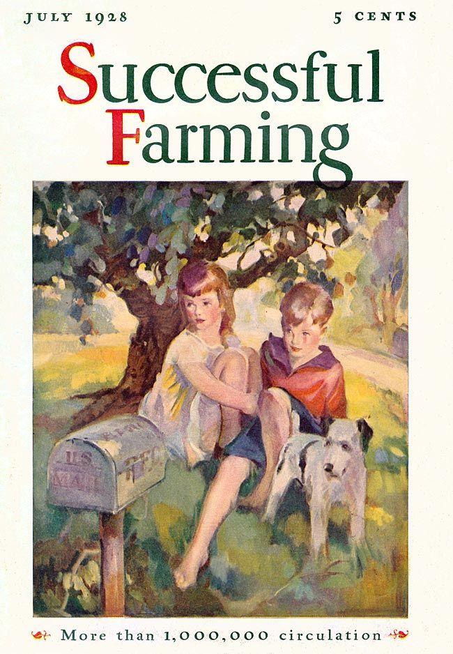 Successful Farming 1928-07