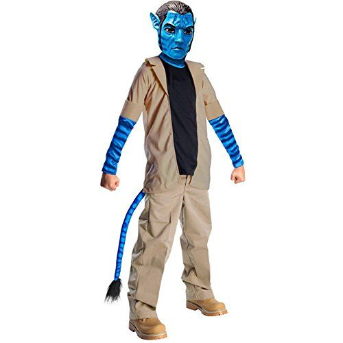 Avatar Childs Costume Jake Sully Costume @ niftywarehouse.com #NiftyWarehouse #Halloween #Scary #Fun #Ideas