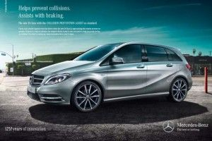 Mercedes Benz B 200 Sport | Dealer Mercedes Benz