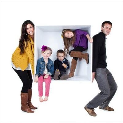 I love this family photo