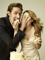 CASAMENTO: Jim, Cake, Theoffice, The Office, Wedding Ideas, Things, People, Tv Couples, Pam